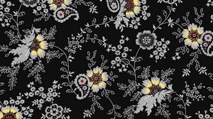 Preview wallpaper background, color, flowers, pattern