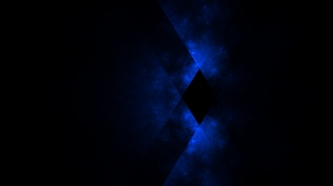 Preview wallpaper abstraction, blue, cross, dark, rhombus