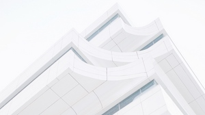 Preview wallpaper architecture, building, minimalism, white