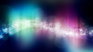 Preview wallpaper bright, color, lines, shape, wavy
