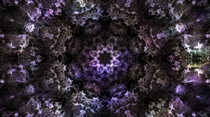 Preview wallpaper abstraction, fractal, pattern, symmetrical, tangled