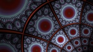 Preview wallpaper abstraction, circles, pattern, shapes