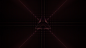 Preview wallpaper abstraction, lines, strokes, triangle
