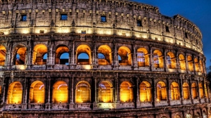 Preview wallpaper architecture, colosseum, italy, rome