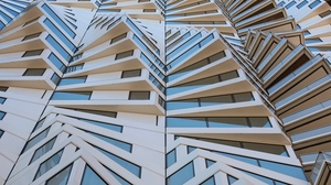 Preview wallpaper architecture, building, facade, minimalism, modern