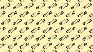Preview wallpaper electric guitars, guitars, musical instrument, pattern, string
