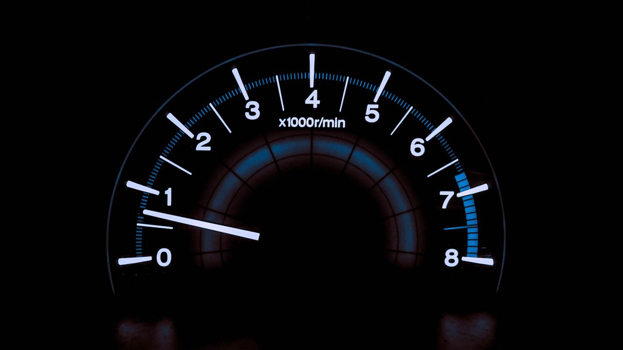 speed speedometer arrow