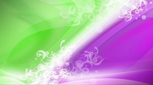 Preview wallpaper colorful, lines, patterns, spots